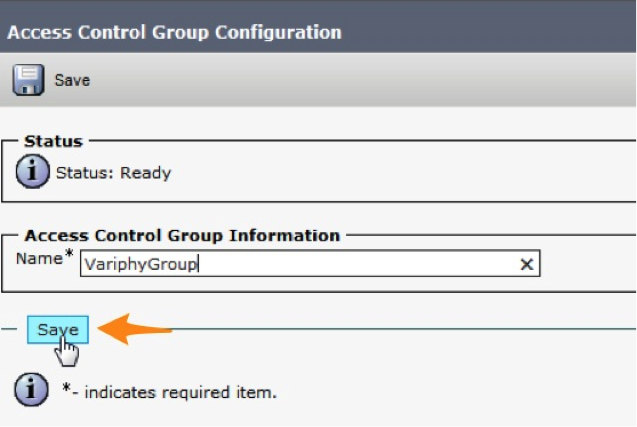 Variphy CUCM Prerequisites & Preparation – Variphy Cisco CDR